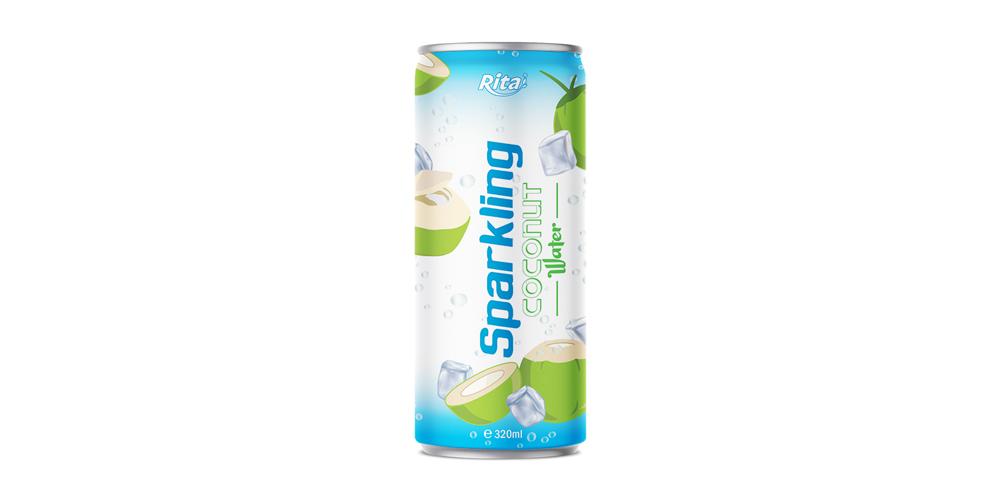 Price OEM Sparkling coconut water