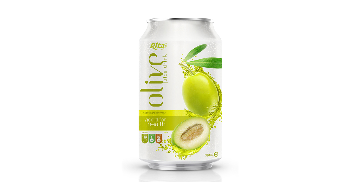 Wholesale beverage Olive juice private label water