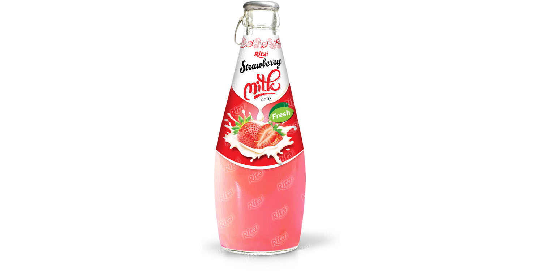 strawberry milk 290ml