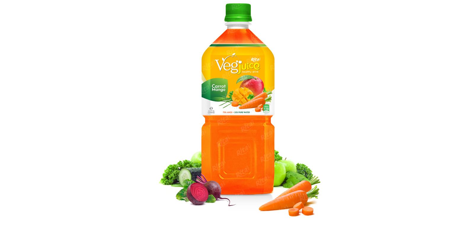 Rita vegetable carot mango