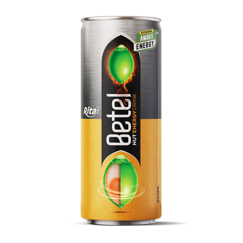 RITA BRAND 250ML BETEL NUT ENERGY DRINK