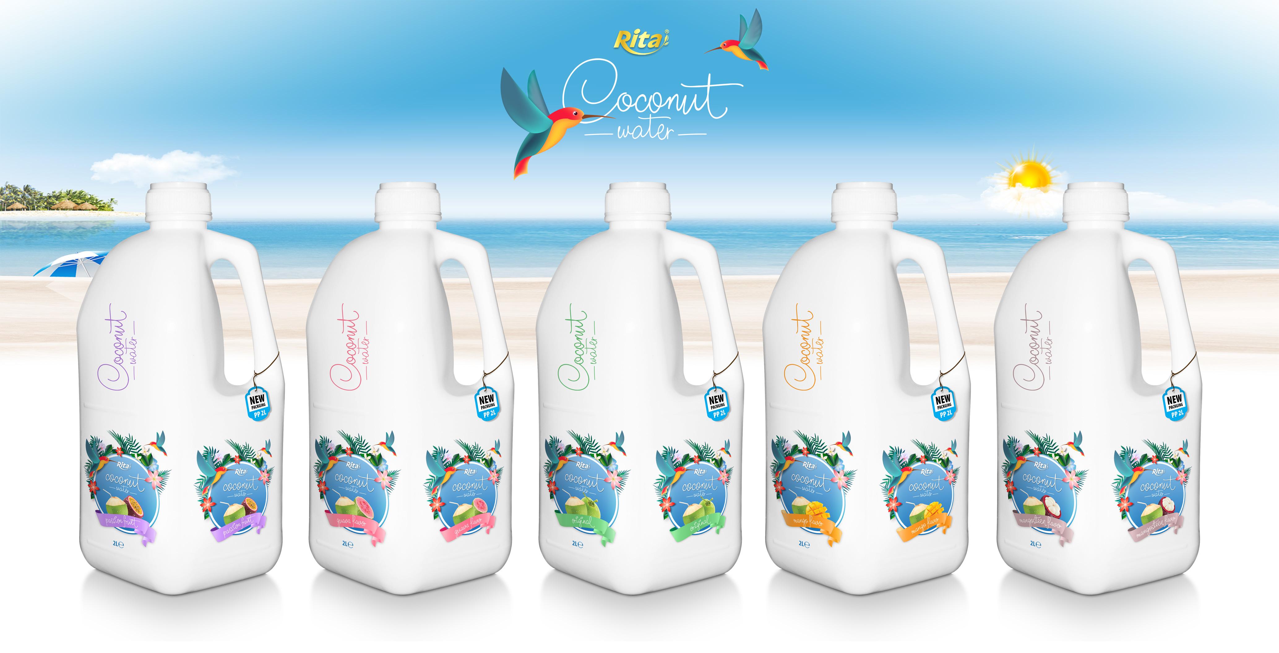 Coconut water original nutrition facts