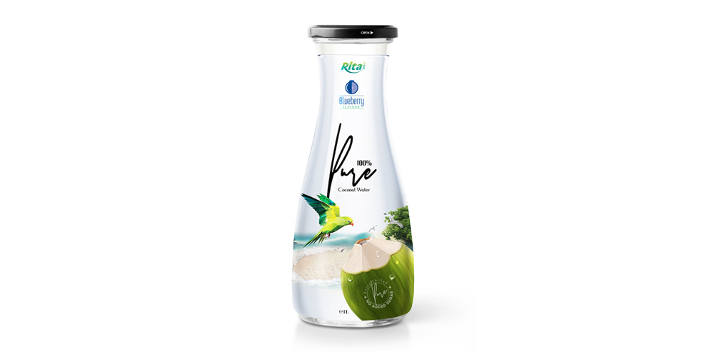 Coconut water with blueberry flavour of juice manufacturers from Juice