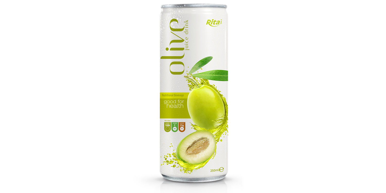 Wholesale beverage Oliu juice good for health