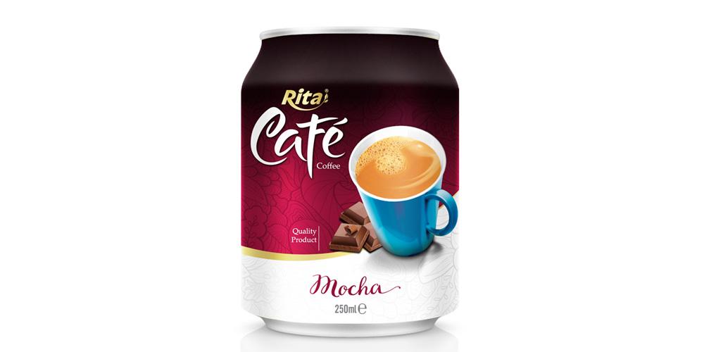 The best 250ml Mocha coffee