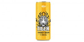 tiger energy drink from RITA EU