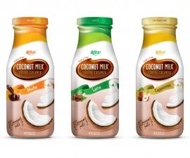 OEM | Coconut milk Coffee Creamer