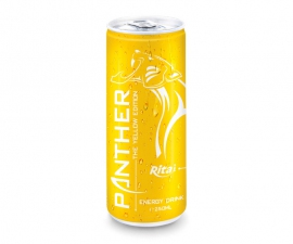 250 ML ALU CAN PANTHER ENERGY DRINK 4