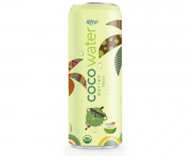 Coconut water wholesale price with durian 320ml