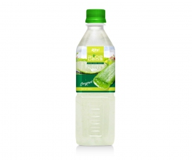 Aloe vera 500ml Pet Bottle