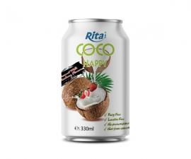 coconut milk tranlerry 330ml