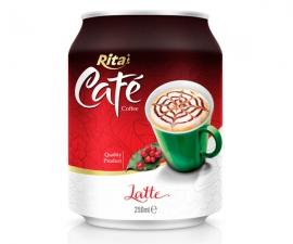 The best 250ml Latte coffee
