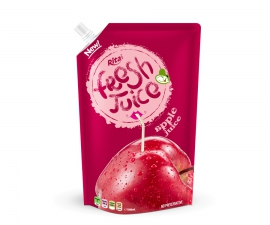 Bag apple juice 500ml