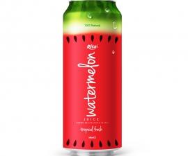Watermelon Juice in 500ml Alu Can
