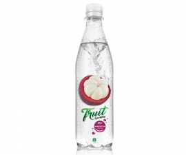 500ml Pet bottle Sparking  mangosteen  juice