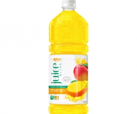 1000 ML PET BOTTLE MANGO JUICE DRINK