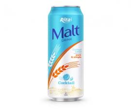 Malt drink cocktail 500ml