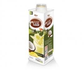 Real fruit juice  Coconut milk durian