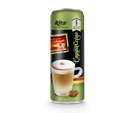 Coffee cappuccino 330ml