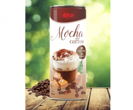 OEM beverage mocha coffee
