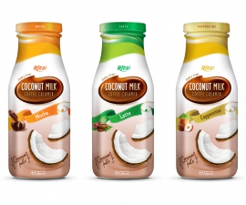 Coconut Milk Coffee Creamer
