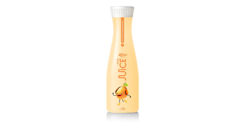 350 Bottle pear juice drink