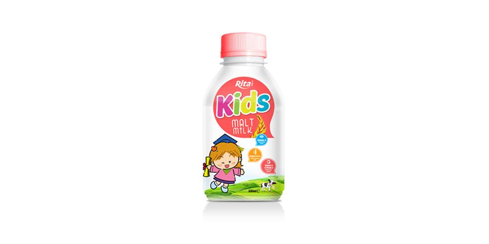 RITA kid almond milk