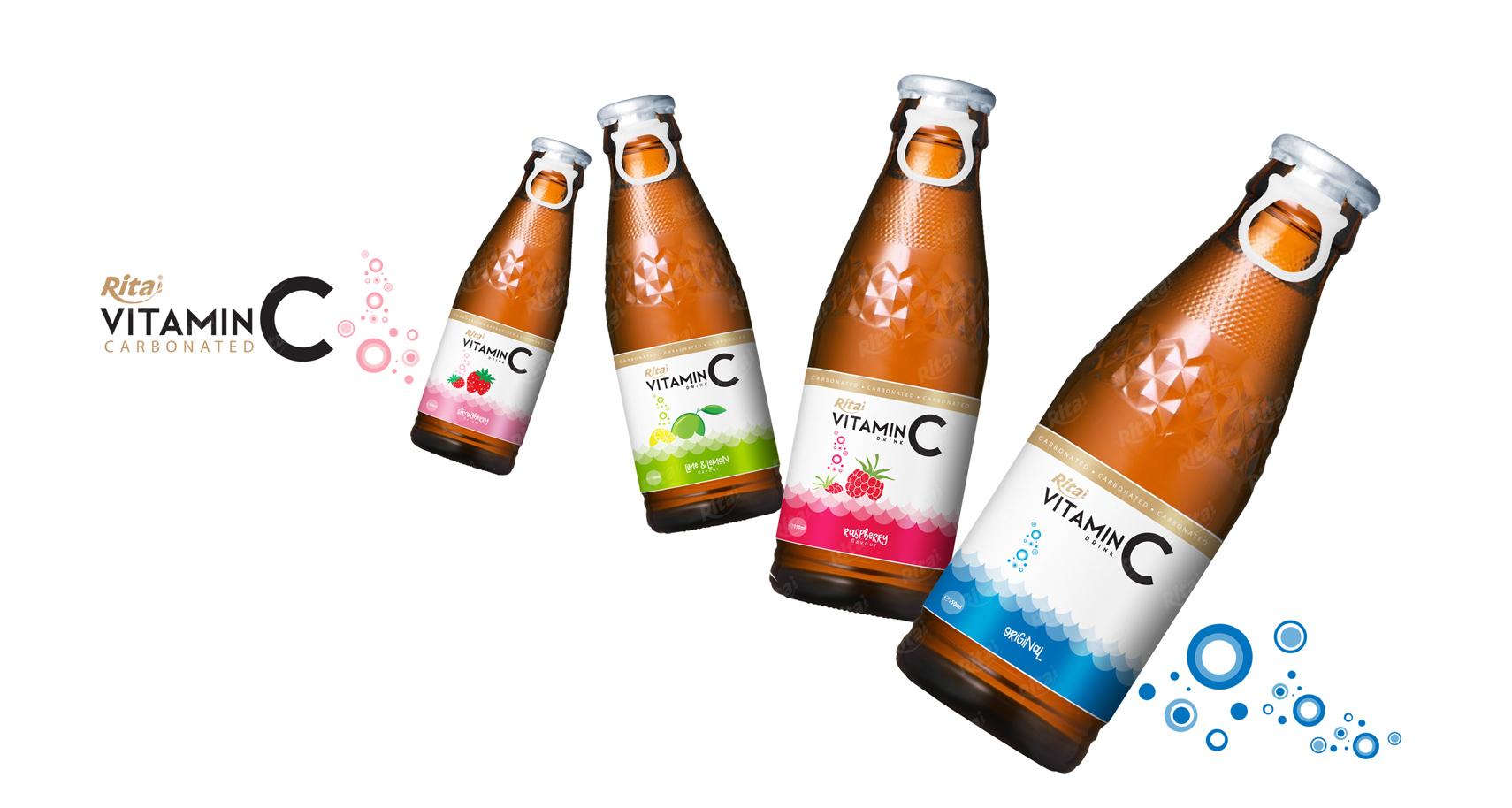 Vitamin C 150ml vitamins and minerals