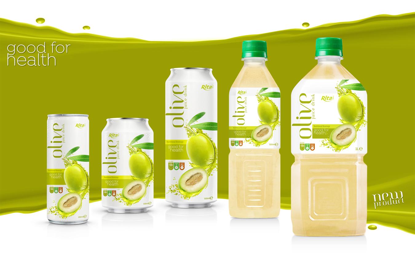 Wholesale beverage Oliu juice good for health