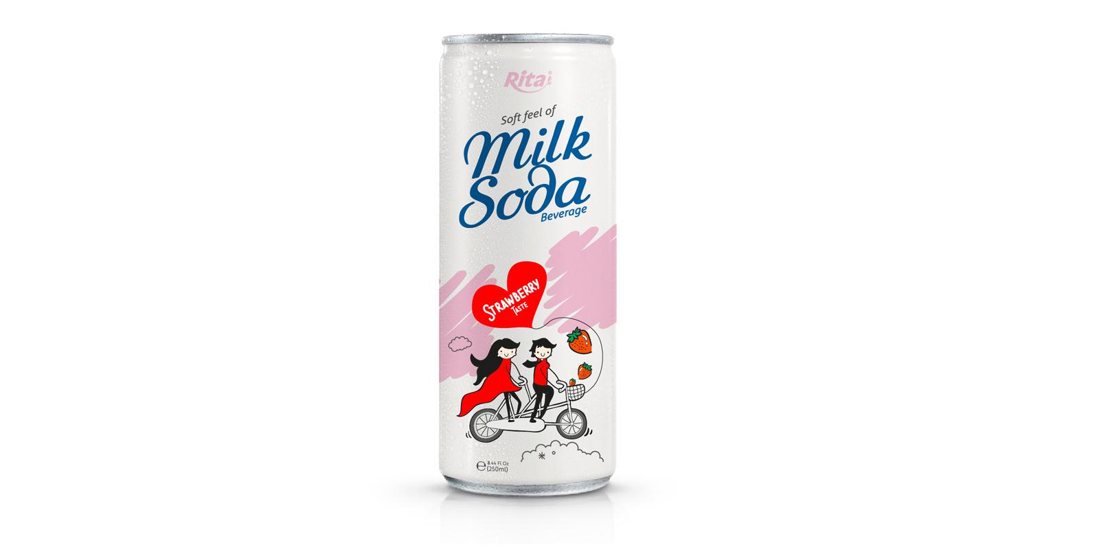 Milk Soda baking soda