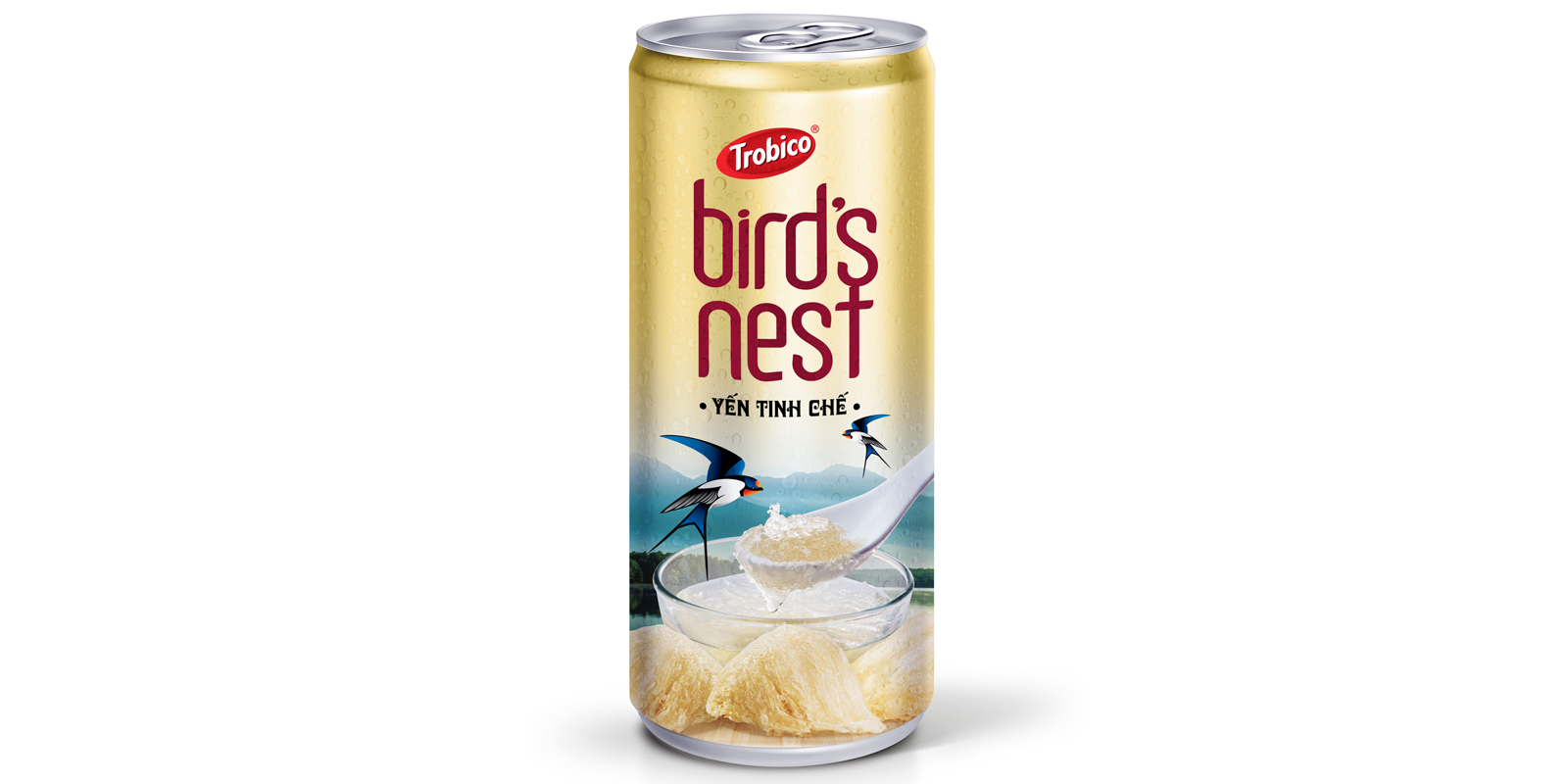 Healthy drinks Birds Nest Trobico