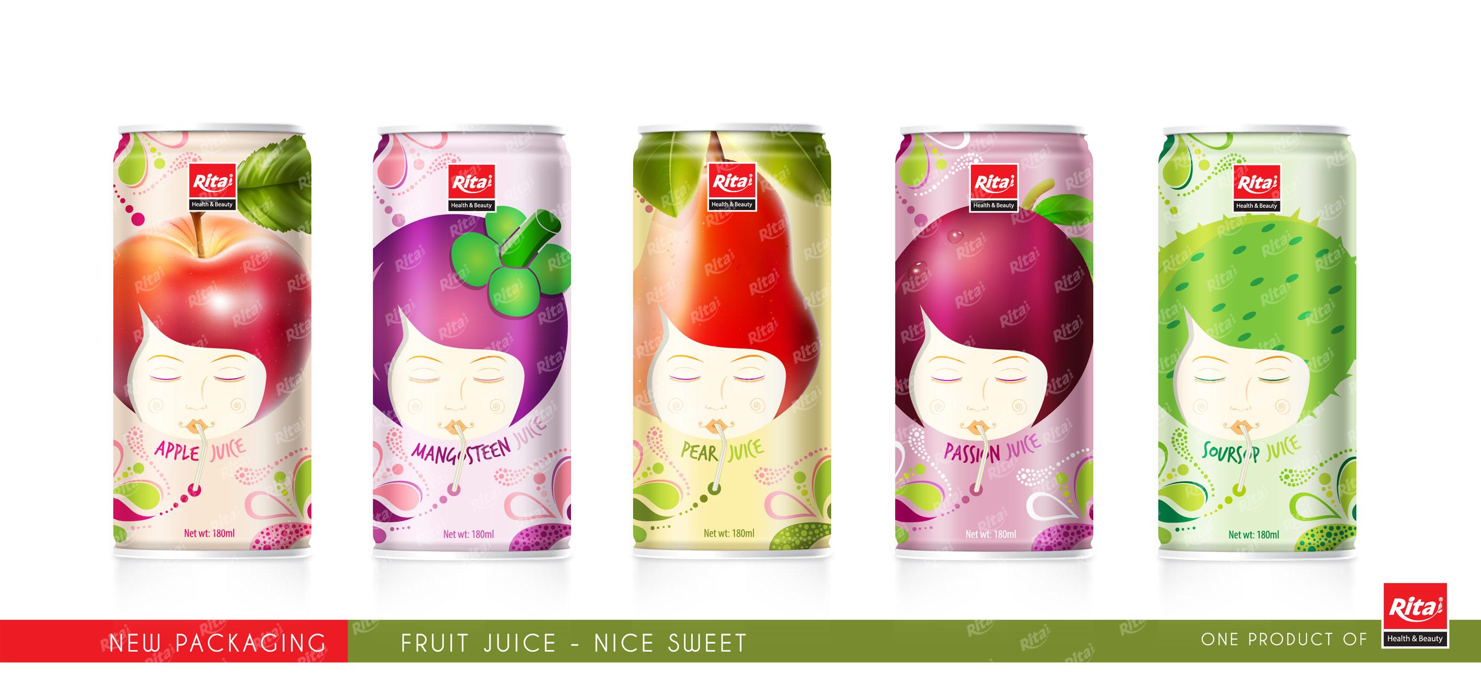 Soursop juice drink 180ml