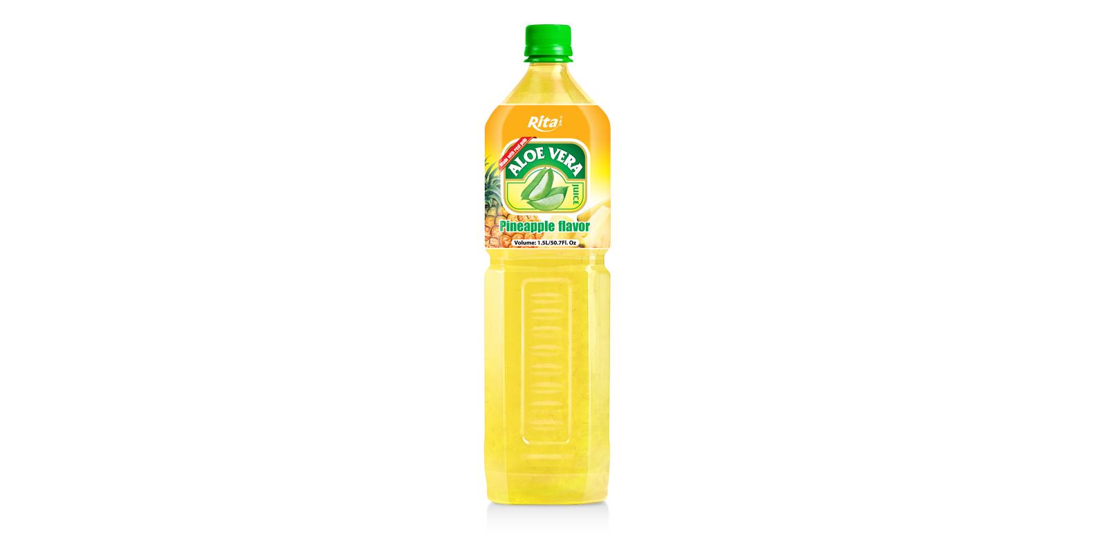 aloe vera products pineapple
