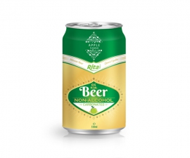 Beer non-alcohol finest quality