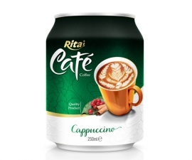 The best 250ml Cappuccino coffee