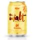 Vanilla flavor malt drink 330ml